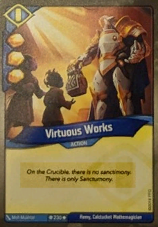 virtuous works